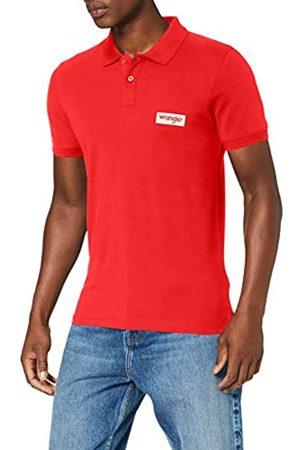Wrangler Men's Ss Durable Polo Shirt