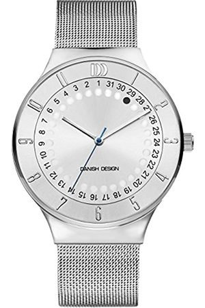 Danish Designs Danish Design Men's Quartz Watch with Dial Analogue Display and Stainless Steel Strap DZ120281