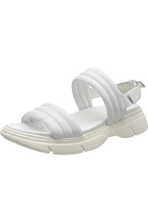 Högl Women's Vivid Sling Back Sandals, (Weiss 0200)