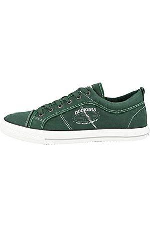Dockers Men's 46rd001-790800 Low-Top Sneakers, (Grün 800)