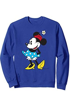 Disney Minnie Mouse in Pillbox Flower Hat Sweatshirt