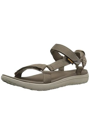 Teva Women's Sanborn Universal Sports and Outdoor Lifestyle Sandal, (Walnut)