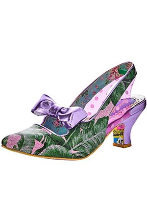 Irregular Choice Women's Paradox Closed Toe Heels, ( A)