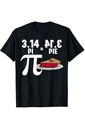 Miftees Pi equals Pie funny Pi Day Pi = Pie T-Shirt