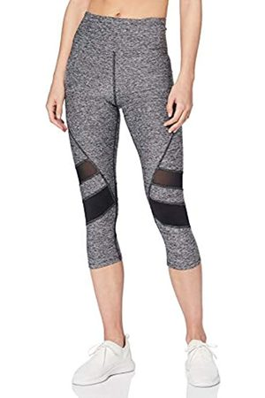 AURIQUE Amazon Brand - Women's BAL1016 Capri Sports Leggings