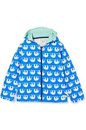 loud + proud Boy's Outdoor Jacket Organic Cotton (Cobalt Cob)