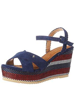 Refresh Women's 69583 Platform Sandals, (Navy Navy)