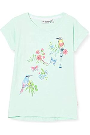 Salt & Pepper Salt and Pepper Girls' Tiere Druck mit Glitzerdruck und Pailletten T-Shirt