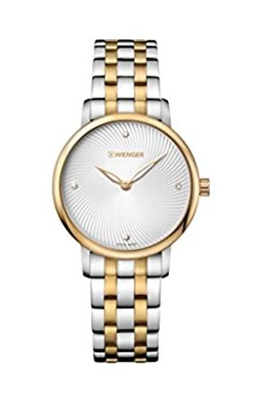 Wenger Women's Urban Donnissima - Swiss Made Analogue Quartz Stainless Steel Watch 01.1721.104