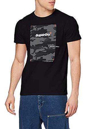 Superdry Men's Chromatic Tee T-Shirt, ( A)