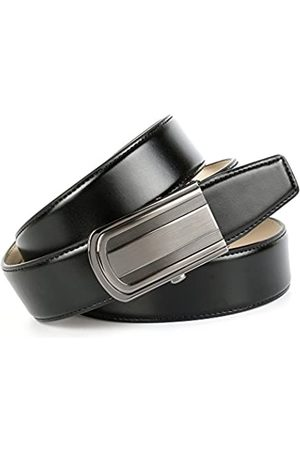 Anthoni Crown Men's A2C010 Belt (Schwarz 010) 110