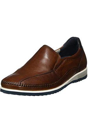 Sioux Men's Hajoko-700 Loafers, (Cognac 003)