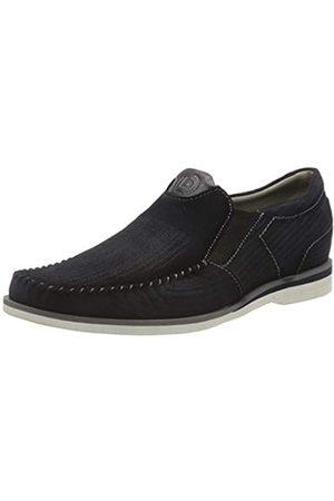Bugatti Men's 311713601400 Loafers, (Dark 4100)