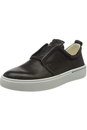 Think! Women's 686206_GRING Slip On Trainers, (Schwarz 00)