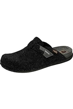 Manitu Men's 220268 Open Back Slippers, (grau 025)