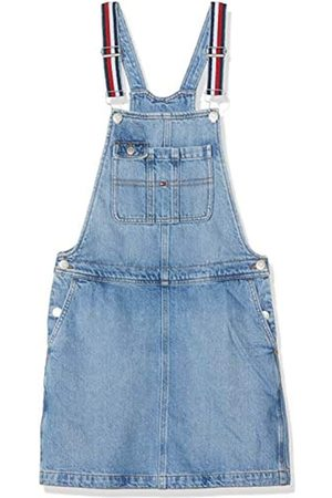 Tommy Hilfiger Girl's Dungaree Dress Lbbr