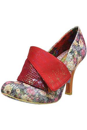 Irregular Choice Women's Flick Flack Closed Toe Heels, ( Do)