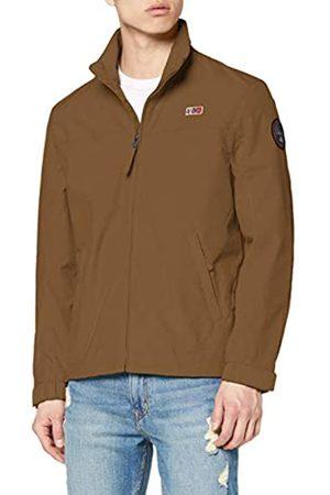 Napapijri Men's Shelter 3 Jacket, (Kangaroo W051)