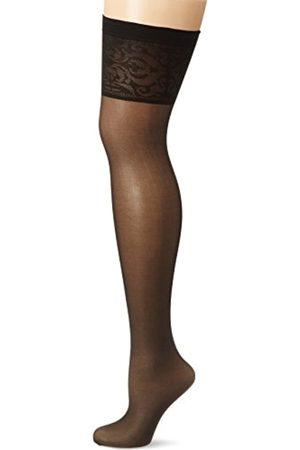 Fiore di Lucia Milano Women's Mirage/Sensual Suspender Stockings, 20 DEN