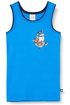 Schiesser Boy's Capt´n Sharky Hemd 0/0 Vest