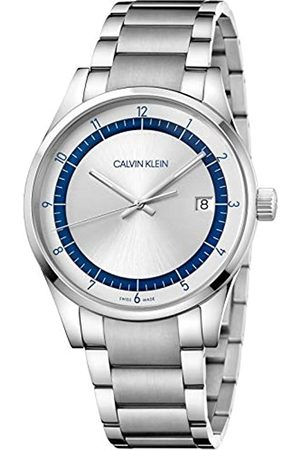 Calvin Klein Men's Analogue Quartz Watch with Stainless Steel Strap KAM21146