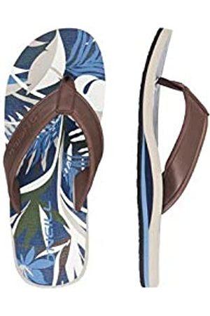 O'Neill Men's Fm Arch Graphic Sandalen Flip Flops, ( AOP W/ OR 3 5973)