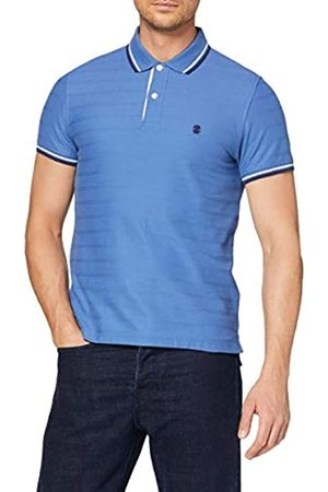 Izod Men's Solid Tipping Polo Shirt