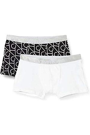Calvin Klein Boy's 2PK Trunks Swim Shorts