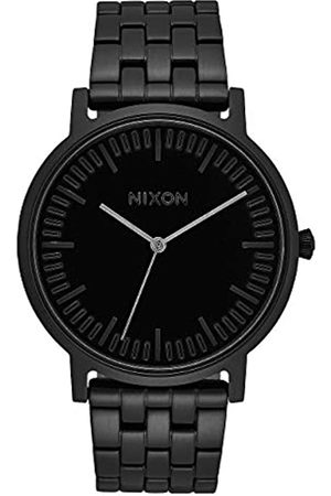 Nixon Unisex Adult Analogue Quartz Watch with Stainless Steel Strap A1057-001-00