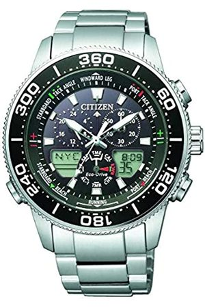 Citizen Men's Quartz Watch with Stainless Steel Strap JR4060-88E