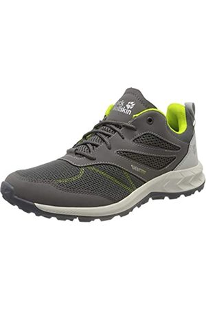 Jack Wolfskin Men's Woodland Vent Low M Cross Trainers, ( /Lime 6128)