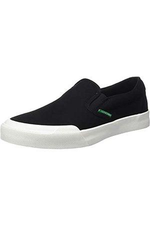 Jack & Jones Men's Jfworson Canvas Slip Anthracite Sneaker