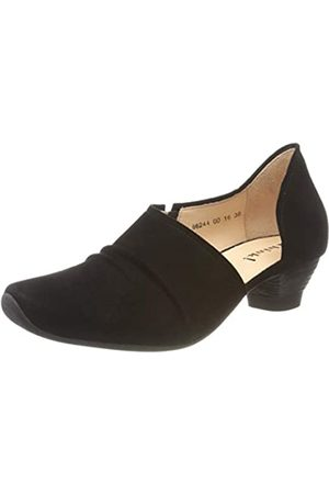Think! Women's 686244_AIDA Closed Toe Heels, (Schwarz 00)