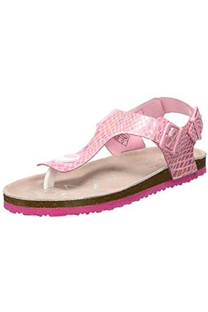 TOM TAILOR Girls' 8072218 Flip Flops, (Rose 00175)