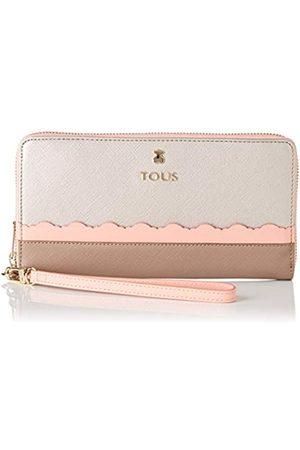 TOUS Women's 995960351 Wallet (PLATA D03)
