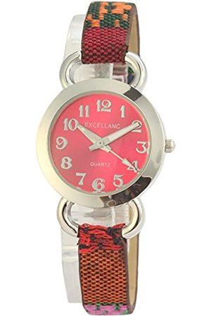 Excellanc Women's Quartz Watch 195025000168 with Textile Strap