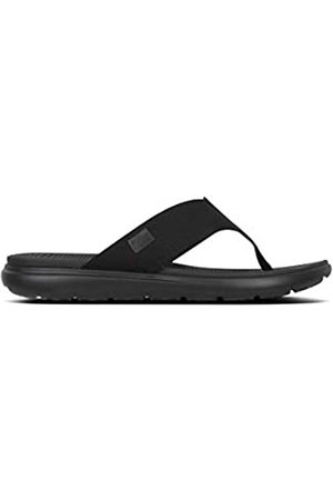 Fitflop Men's Lido Ii Open Toe Sandals, ( 001)