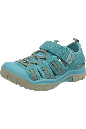Lurchi Girls' PETE Closed Toe Sandals, (Turquise 39)