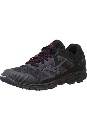Mizuno Women's Wave Daichi 5 GTX Trail Running Shoes, (Pscope/Pscope/Blk 36)