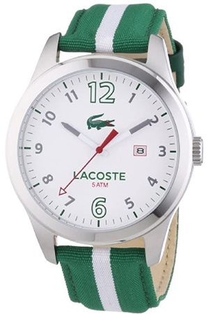 Lacoste Auckland - Quartz Watch for Men with Nylon Strap