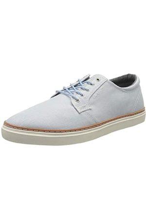 GANT Men's Prepville Low-Top Sneakers, (Ice G630)