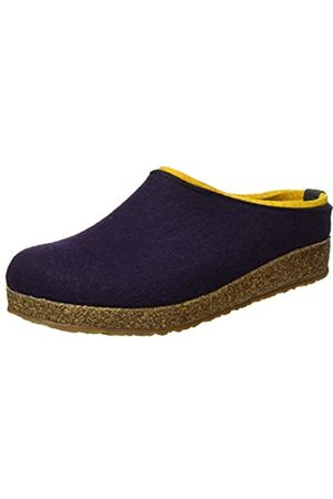 HAFLINGER Grizzly Kris, Unisex Adult's Open Back Slippers, (Lavendel 90)