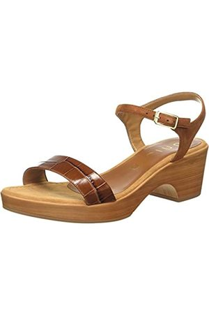 Unisa Women's Irita_20_CRW_ks Platform Sandals, (Saddle Saddle)