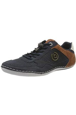 Bugatti Men's 321480105000 Low-Top Sneakers, (Dark 4100)