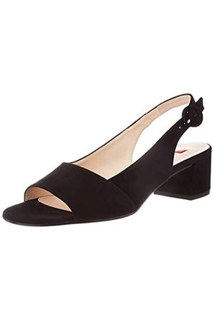 Högl Women's Joy Sling Back Sandals, (Schwarz 0100)