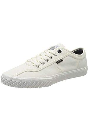 SCOTCH & SODA FOOTWEAR Men's Parcifal Low-Top Sneakers, (Off S20)