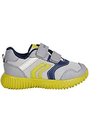 Geox Baby Boys' B Waviness Low-Top Sneakers, ( /Navy C0665)