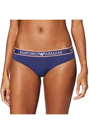 Emporio Armani Women's Visibility-Iconic Logoband Brief