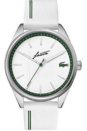 Lacoste Men's Analogue Quartz Watch with Leather Strap 2011050