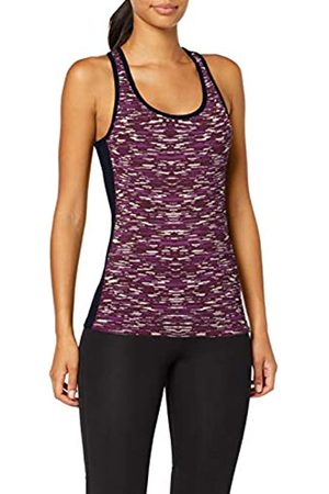 People Tree Peopletree Women's Yoga Abstract Vest Top
